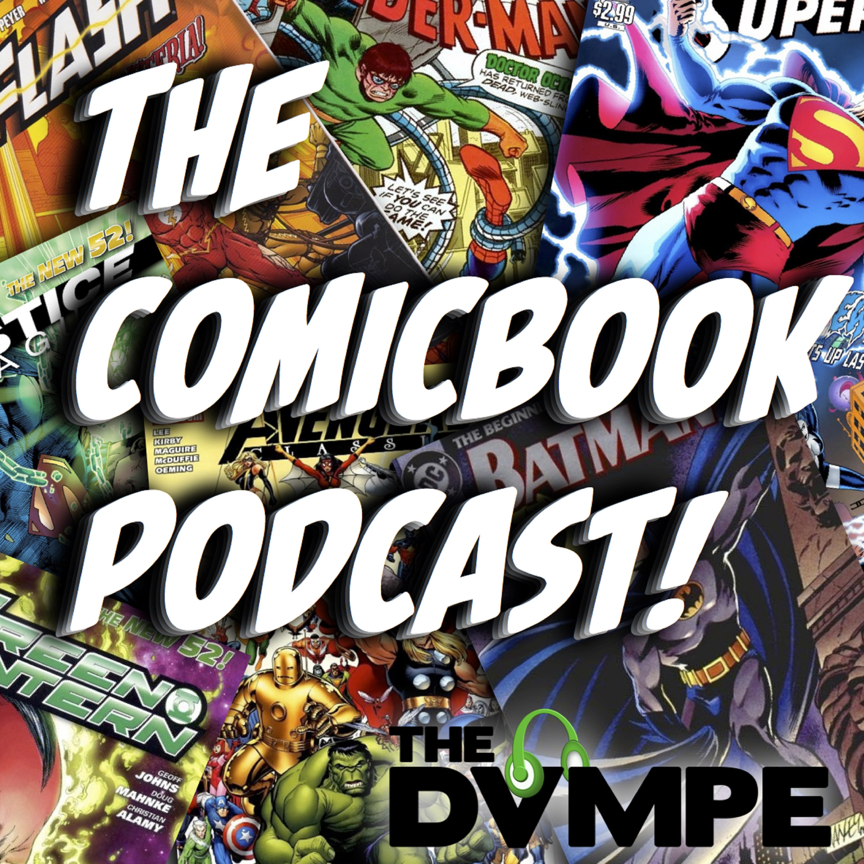 The ComicBook Podcast