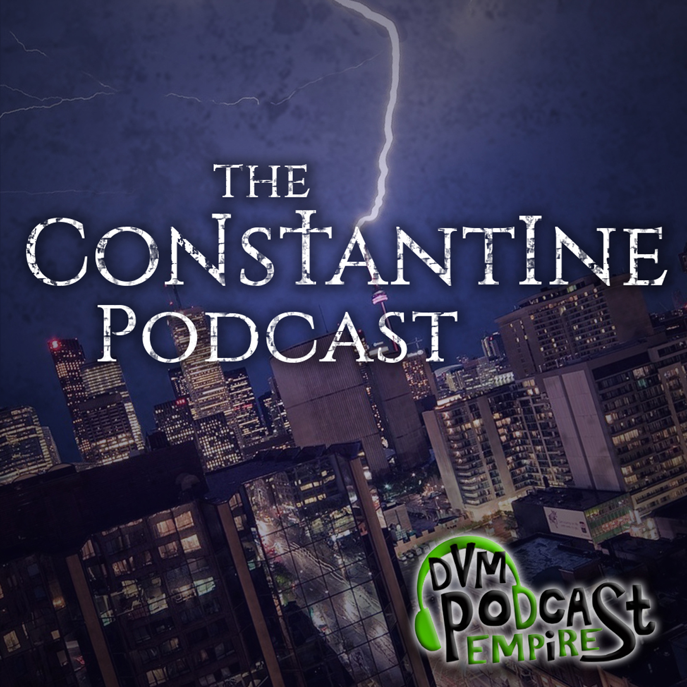 The Constantine Podcast